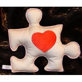 Peça 1 do Puzzle - Almofada