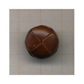 Botão T1600 - castanho