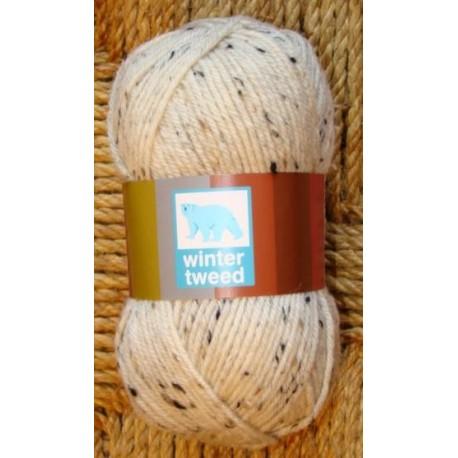 Lã Winter  tweed - cor 01