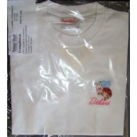 T-shirt - bordado Joaninha (Débora)