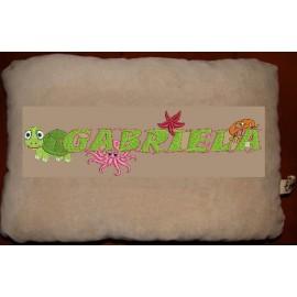 Simulação da Almofada Gabriela