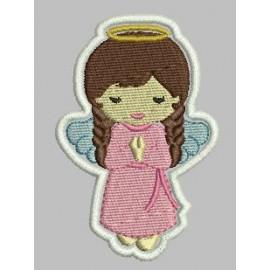 """Projeto do emblema """"anjo"""""""