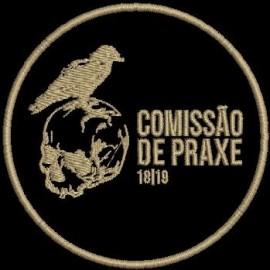 Emblema Comissão de Praxe