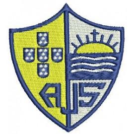 Projeto do emblema Logo AJS