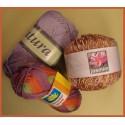 Fios para tricô/crochê